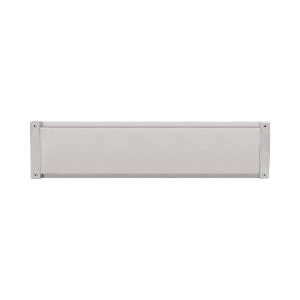 Formani Square LSQ620BI binnenbriefplaat mat RVS