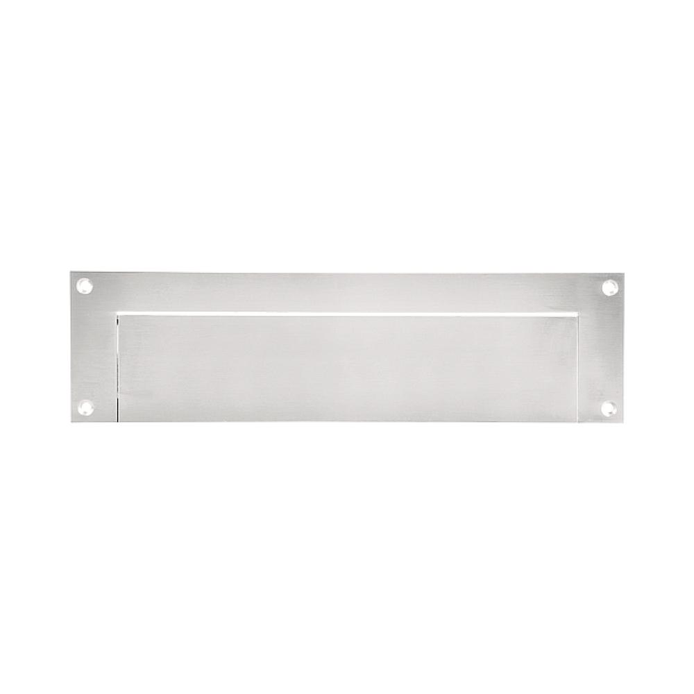 Formani Square LSQ621BI binnenbriefplaat mat RVS
