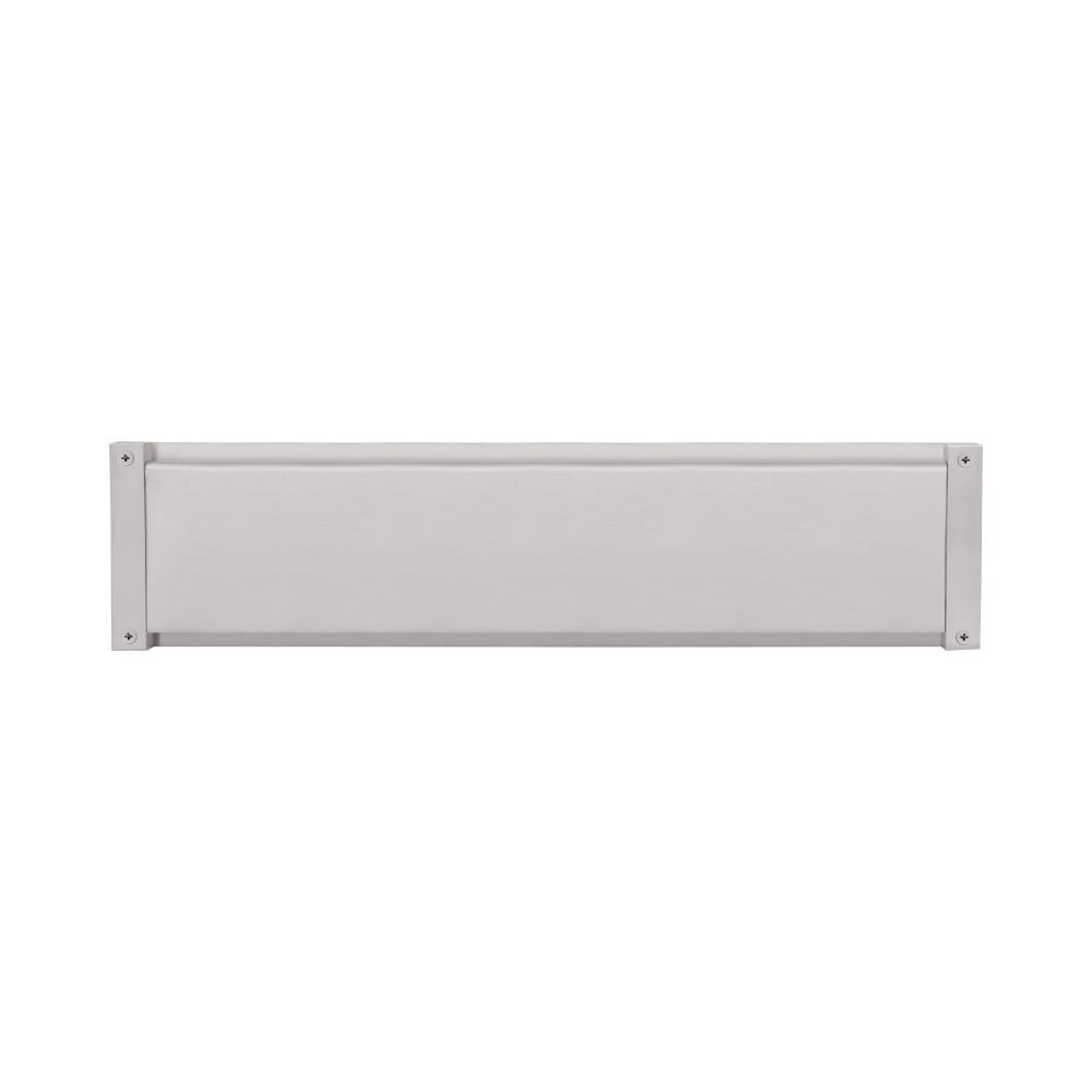 Formani Square LSQ620BI binnenbriefplaat PVD mat RVS