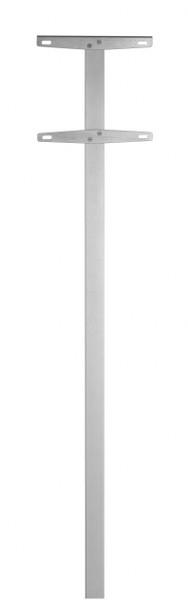 Brievenbus statief Allux 1003 grijs