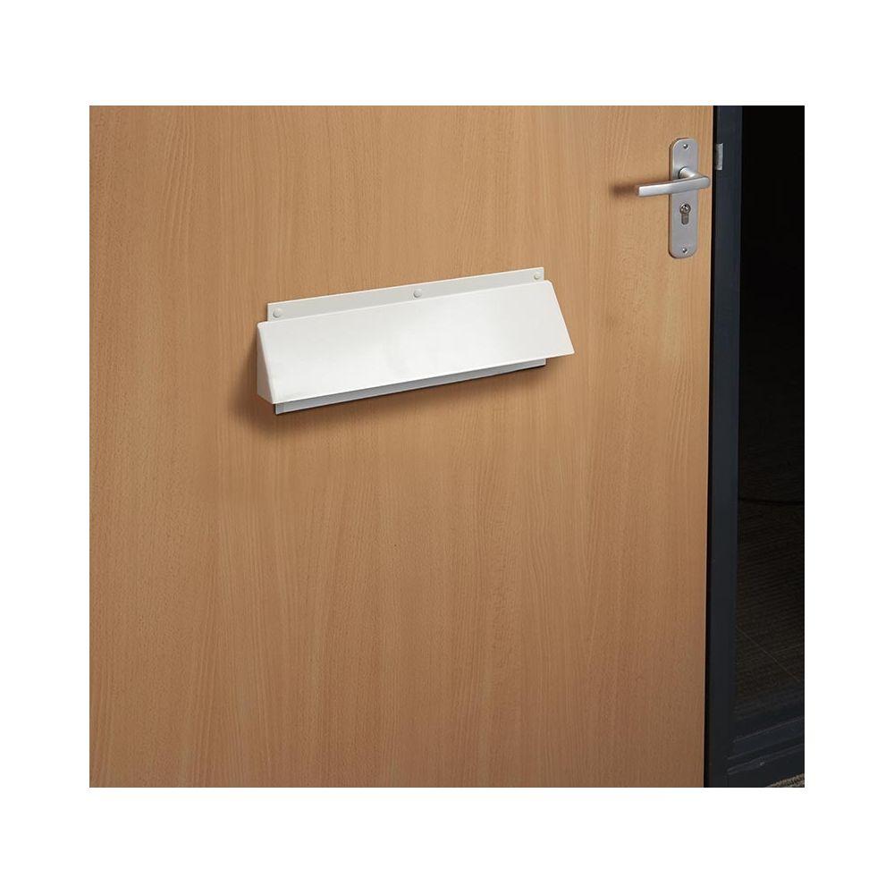Secumax brievenbusbeveiliger - creme