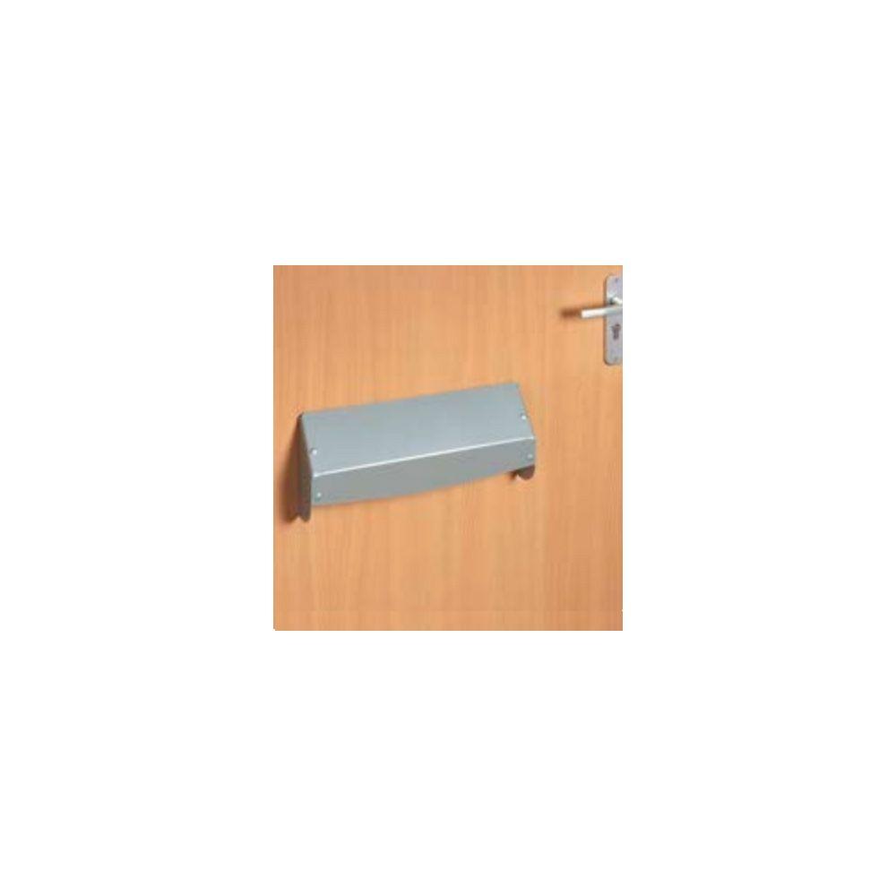 Secumax brievenbusbeveiliger Plus - zilvergrijs