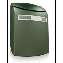 Kunststof brievenbus Joma Arco - groen