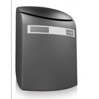 Kunststof brievenbus Joma Arco - zwart