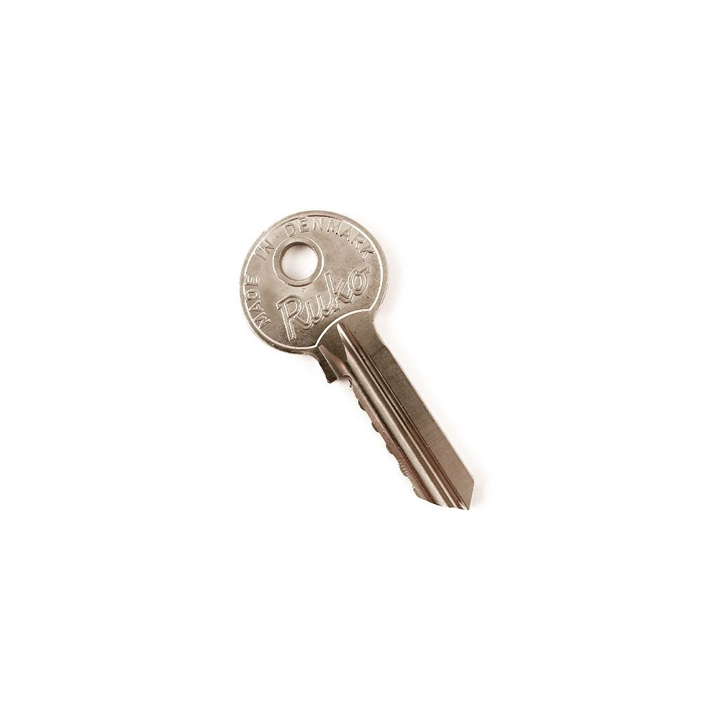 Seriøst Losse blanco sleutel Ruko 5-pin ZP17