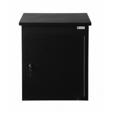 Pakketbrievenbus Logixbox Multibox-M zwart