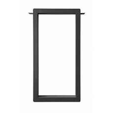 Pakketbrievenbus Logixbox Frontbox Inbouw - grijs