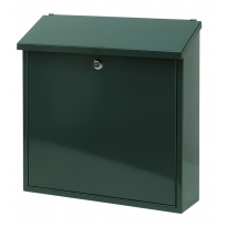 Basic wandbrievenbus Malagan - Groen