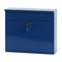 Basic wandbrievenbus Granadan - Blauw