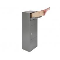 Pakketbrievenbus Hannover- mat grijs