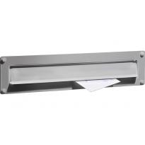 Porta brievenbusklep 797 - zilvergrijs