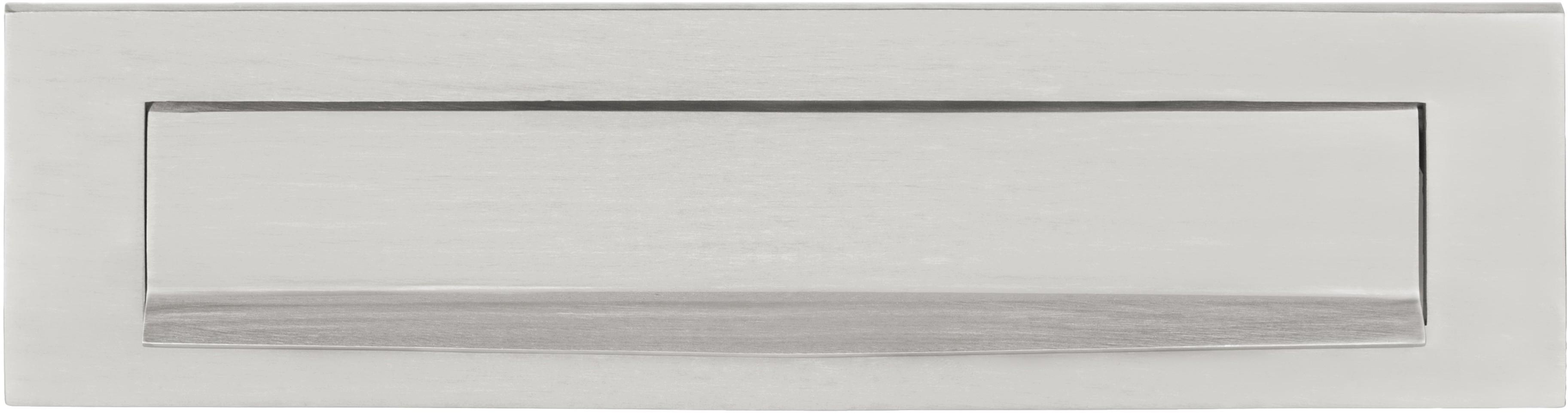 Formani BASIC LB535 briefplaat RVS