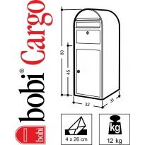 Bobi Cargo pakketbrievenbus