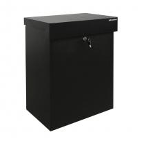 Pakketbox Logixbox Topbox-XL zwart