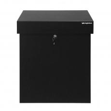 Pakketbrievenbus Logixbox Topbox-XL zwart