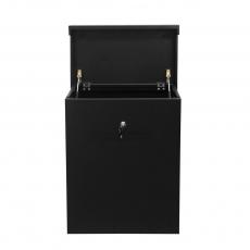 Pakketbrievenbus Logixbox Topbox-XL Plus - zwart