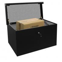 Pakketbox Logixbox Topbox-XXL zwart