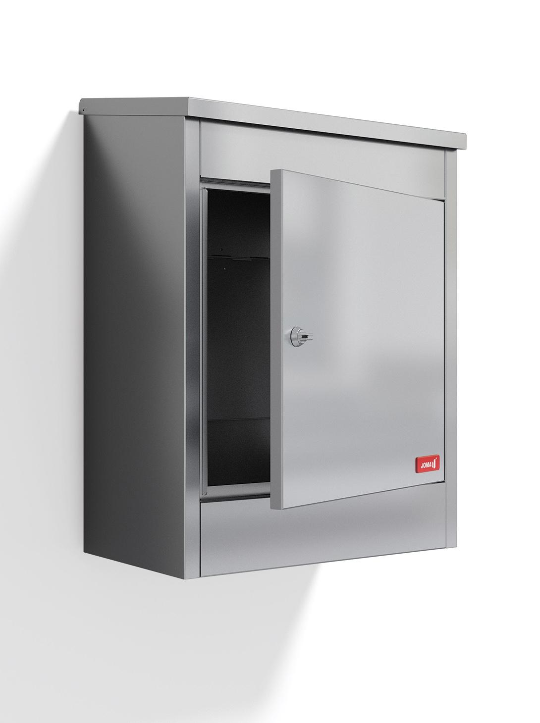 Joma Everest Mini PBox pakketbox - RVS look