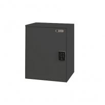 MYPO slimme Pakketbox wandmodel - antraciet metallic
