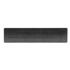 Joma briefplaat Push 310 - mat zwart