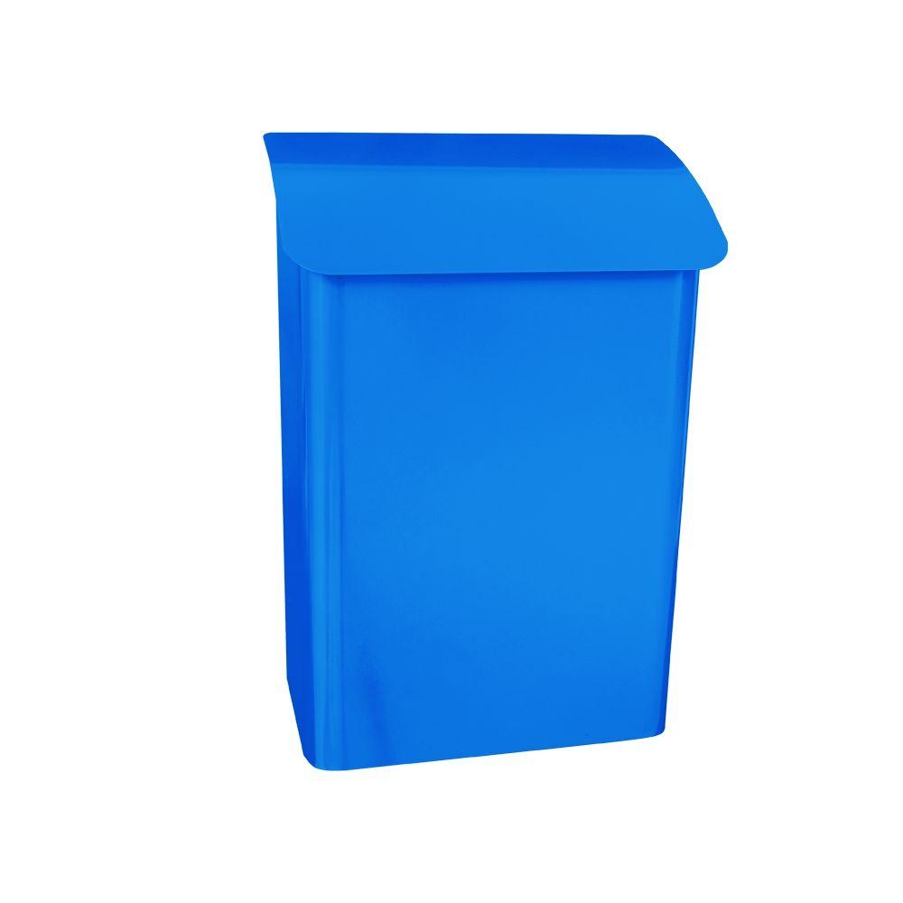 Basic wandbrievenbus Lugon - Blauw
