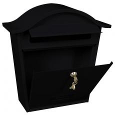 Basic wandbrievenbus Tatifan - zwart