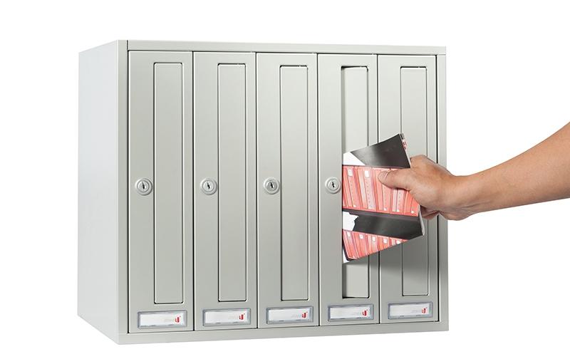 Joma Cosmos Push voorlader brievenbussen
