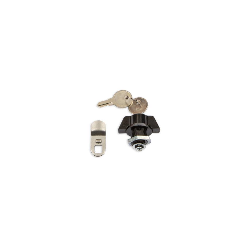 Draaislot met 2 sleutels tbv Practo Garden staande brievenbussen