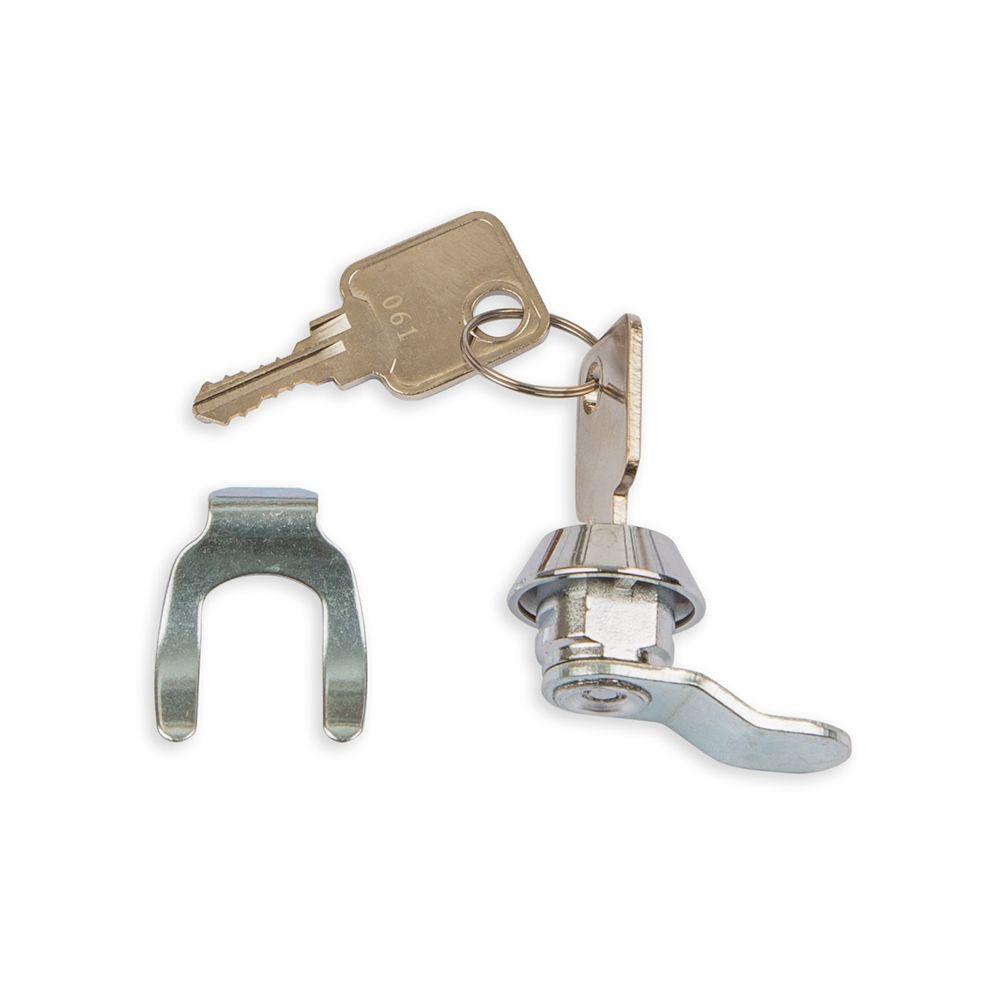 Slot met 2 sleutels type A tbv Practo Garden brievenbussen