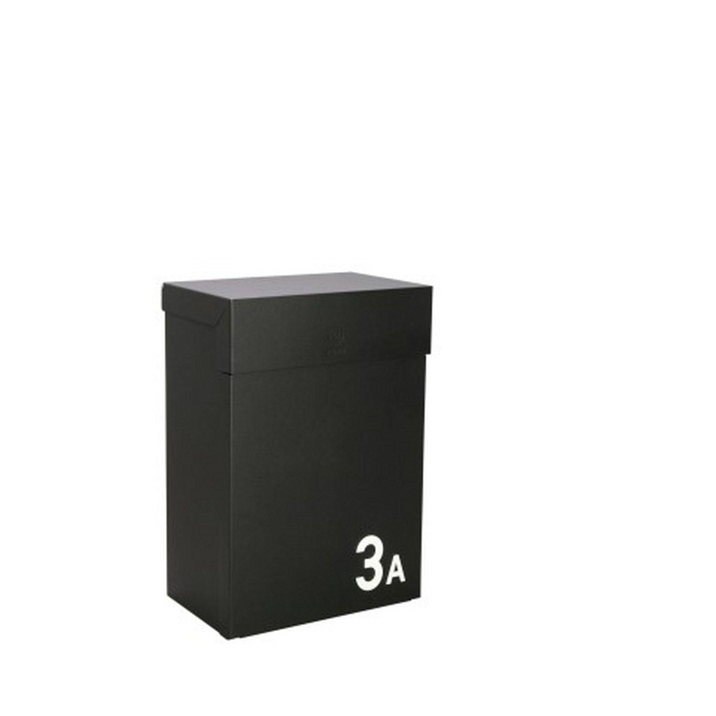 eSafe Shopperbox digital pakketbrievenbus - zwart
