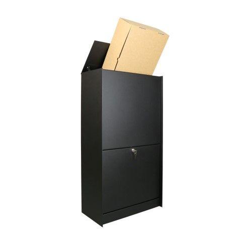 eSafe Dropbox medium pakketbrievenbus - zwart