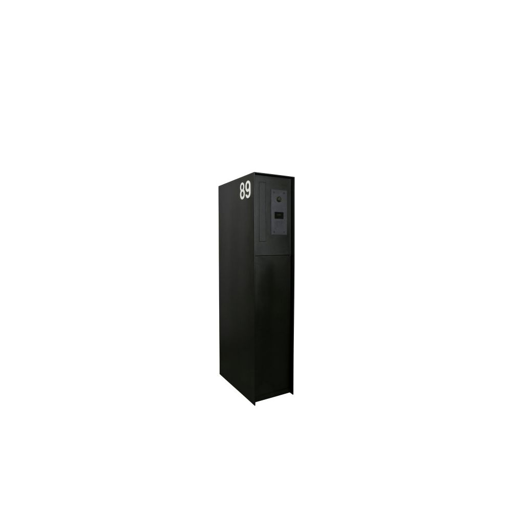 eSafe Fenix Connect pakketbrievenbus - zwart