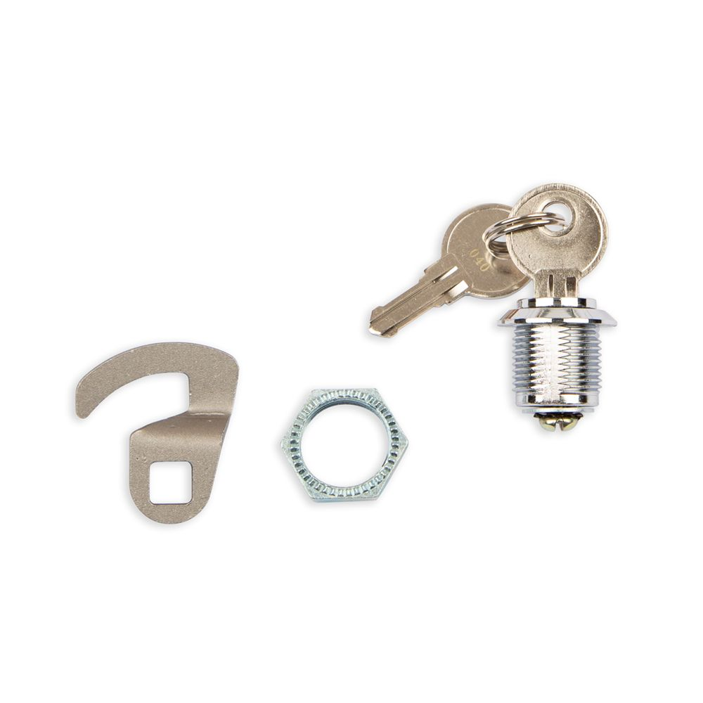 Slot met 2 sleutels type C tbv Practo Garden brievenbussen