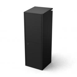 Geroba pakketbrievenbus Collu - Zwart