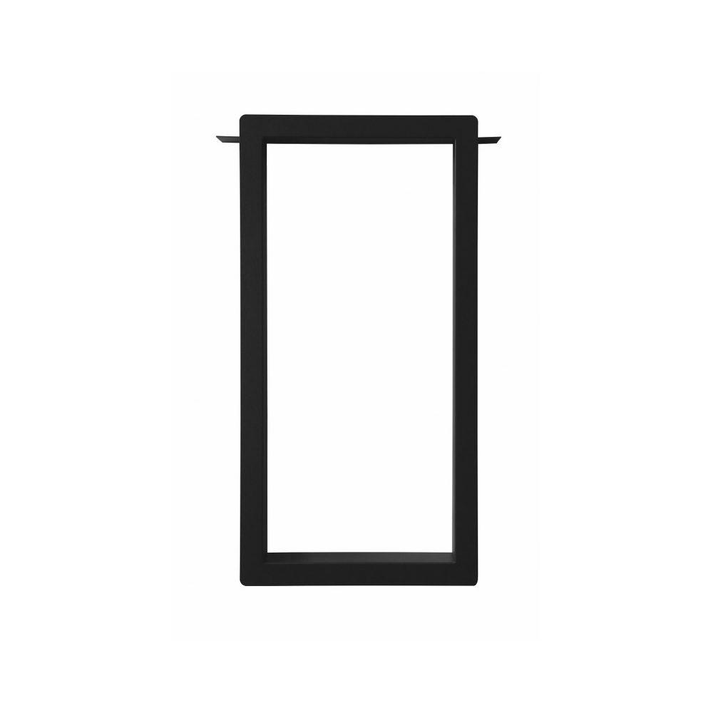 Logixbox los frame voor pakketbrievenbus inbouw - grijs