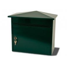 Brievenbus Mersey - groen