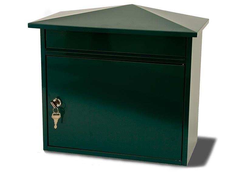 G2 The Postbox Specialists Brievenbus Mersey - groen