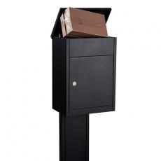 Pakketbrievenbus Allux 500 - zwart