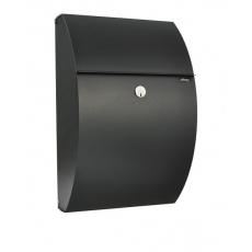 Brievenbus Allux 7000 zwart