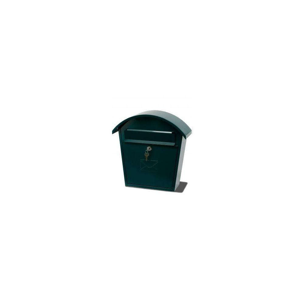 Brievenbus Humber - groen