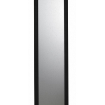 Brievenbus statief Allux 1001 zwart/gegalvaniseerd