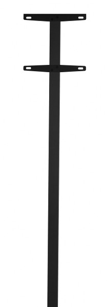 Brievenbus statief Allux 1003 zwart