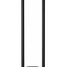 Brievenbus statief Allux 1005 zwart