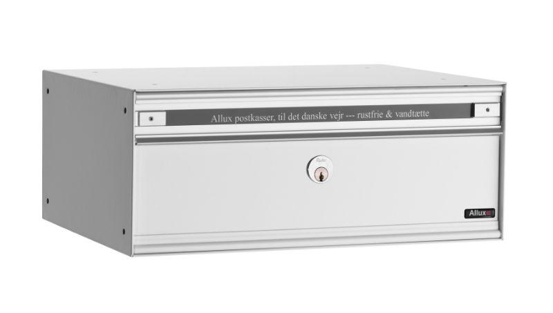 Systeembrievenbus Allux PC2 voor/voor