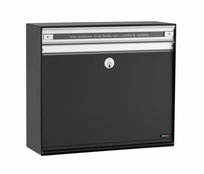 Systeembrievenbus Allux SC135 voor/voor