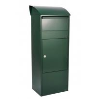 Pakketbrievenbus Allux 820 groen