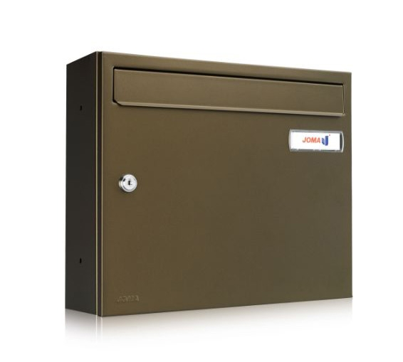 Joma brievenbussysteem verticaal Kompact V-360