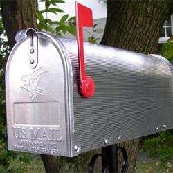 Amerikaanse brievenbussen