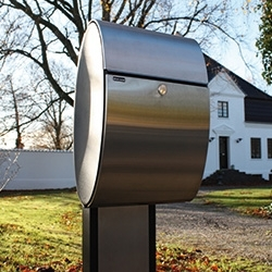 Design brievenbussen