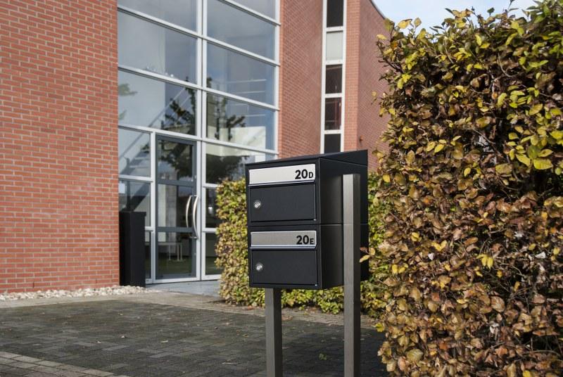 Allux Brick brievenbussysteem